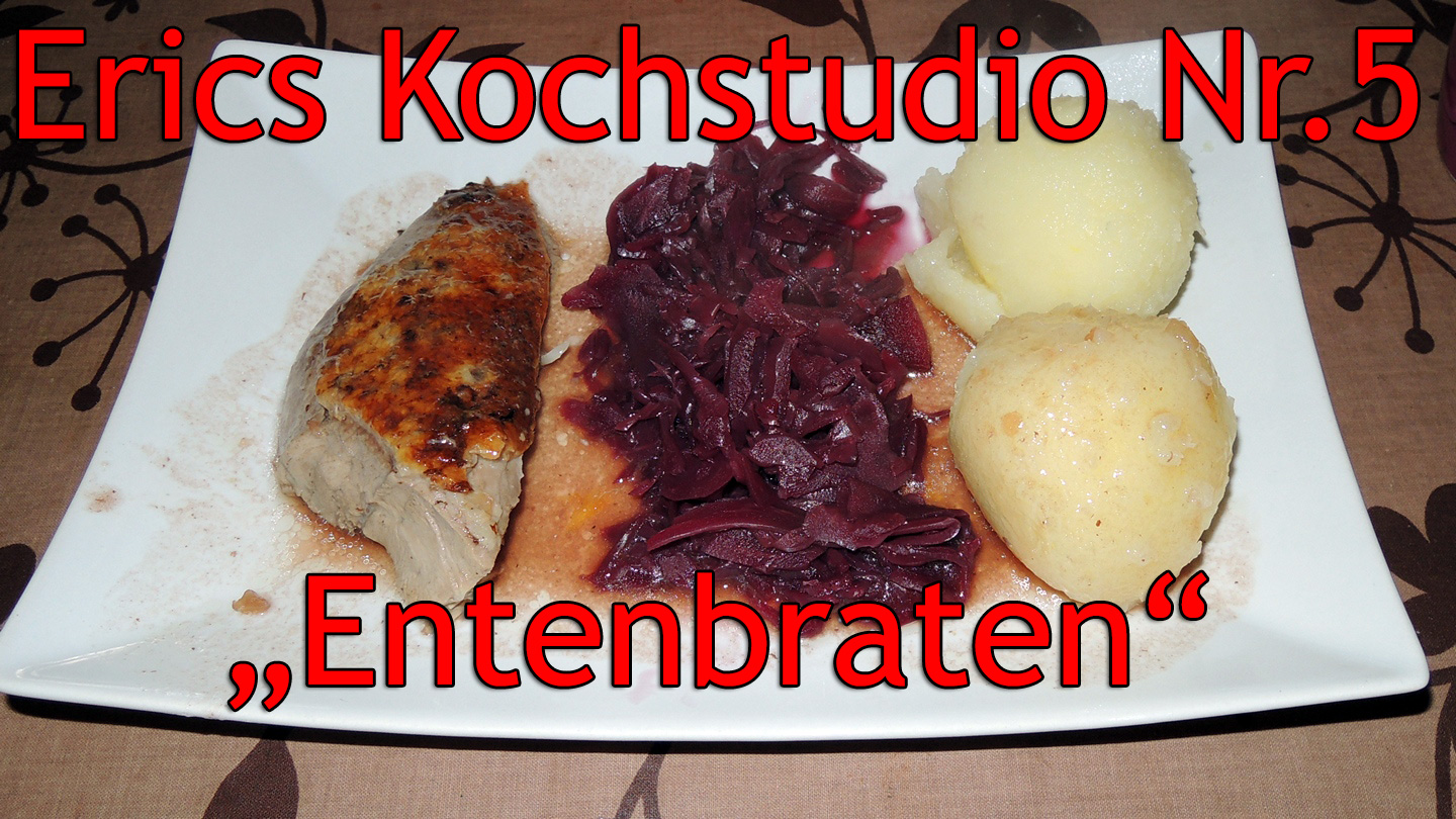 Entenbraten