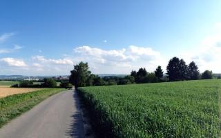 Ludwigsburg, Aldingen, Pattonville, Kornwestheim, Panorama
